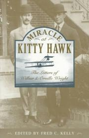 Cover of: Miracle at Kitty Hawk | Wilbur Wright