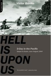 Cover of: Hell is upon us