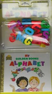 Cover of: My Golden Books alphabet