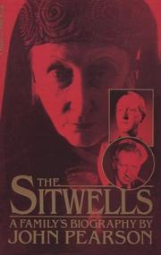 Cover of: The Sitwells | Pearson, John