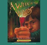 Cover of: A Week in the Woods | Ron Livingston