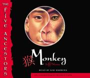 Cover of: Monkey (Five Ancestors) | Jeff Stone