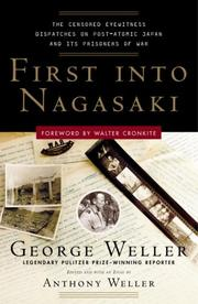 Cover of: First Into Nagasaki | George Weller