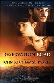 Cover of: Reservation Road (MTI) (Vintage Contemporaries) | John Burnham Schwartz