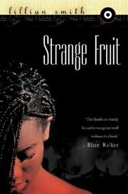 Strange fruit by Lillian Eugenia Smith