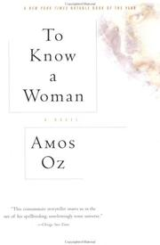 Cover of: To Know a Woman (Harvest in Translation)