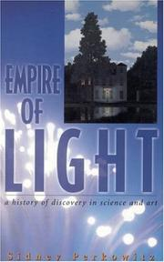 Cover of: Empire of Light | Sidney Perkowitz, A Joseph Henry Press book