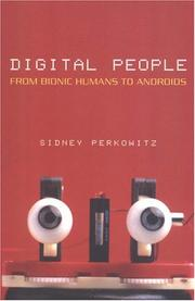 Cover of: Digital People: From Bionic Humans to Androids