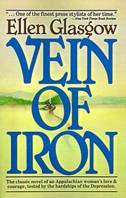 Cover of: Vein of iron