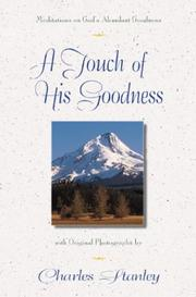 Cover of: A touch of His goodness