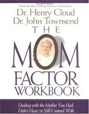 Cover of: Mom Factor Workbook, The