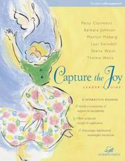 Cover of: Capture the Joy Leader's Guide