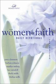 Cover of: The Women of Faith Daily Devotional: 366 Devotions