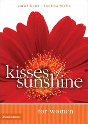 Cover of: Kisses of Sunshine for Women