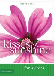 Cover of: Kisses of Sunshine for Sisters (Sunshine)