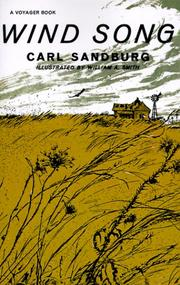 Cover of: Wind Song (Voyager Book)