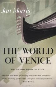 Cover of: The world of Venice