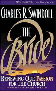Cover of: The Bride by Charles R. Swindoll