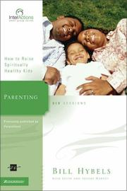 Cover of: Parenting: How to Raise Spiritually Healthy Kids (Interactions)