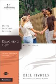 Cover of: Reaching Out: Sharing God's Love Naturally (Interactions)
