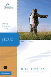 Cover of: Jesus: Seeing Him More Clearly (Interactions)