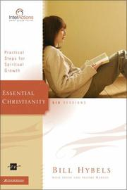 Cover of: Essential Christianity: Practical Steps for Spiritual Growth (Interactions)