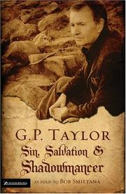 Cover of: G. P. Taylor | Graham P. Taylor