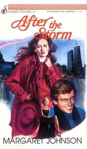 Cover of: After the Storm