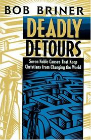 Cover of: Deadly detours