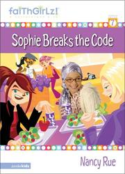 Cover of: Sophie breaks the code