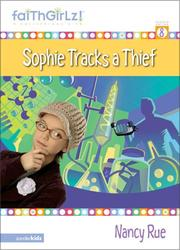Cover of: Sophie tracks a thief