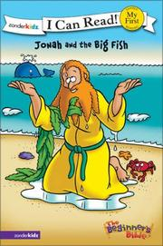 Cover of: Jonah and the Big Fish (I Can Read Books/ the Beginner