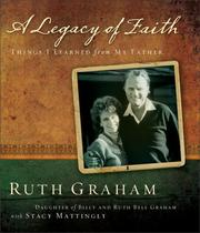 Cover of: A legacy of faith