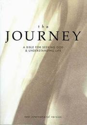 Cover of: The journey | [notes written and edited by Judson Poling ... et al.].