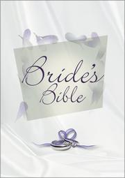 Cover of: NIV Compact Thinline Bible, Bride