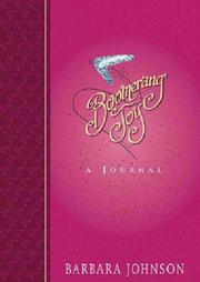Cover of: Boomerang Joy Journal