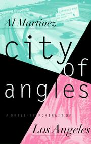 Cover of: City of Angles | Al MartiМЃnez
