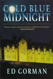 Cover of: Cold blue midnight