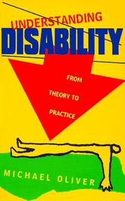 Cover of: Understanding disability