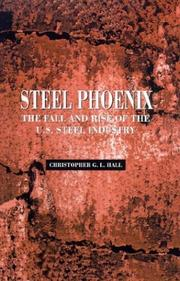 Cover of: Steel phoenix | Hall, Christopher