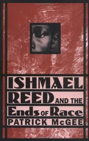 Cover of: Ishmael Reed and the ends of race