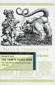 Cover of: Thirty Years War