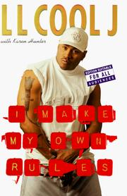Cover of: I make my own rules
