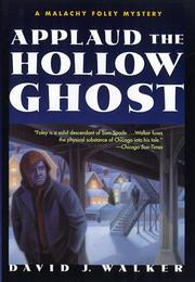 Cover of: Applaud the hollow ghost