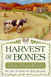 Cover of: Harvest of bones