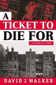 Cover of: A ticket to die for