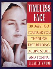 Cover of: Timeless face | Ellae Elinwood