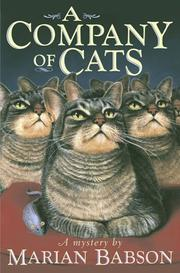 Cover of: The company of cats