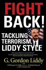 Cover of: Fight back! | G. Gordon Liddy