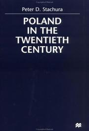 Cover of: Poland in the twentieth century